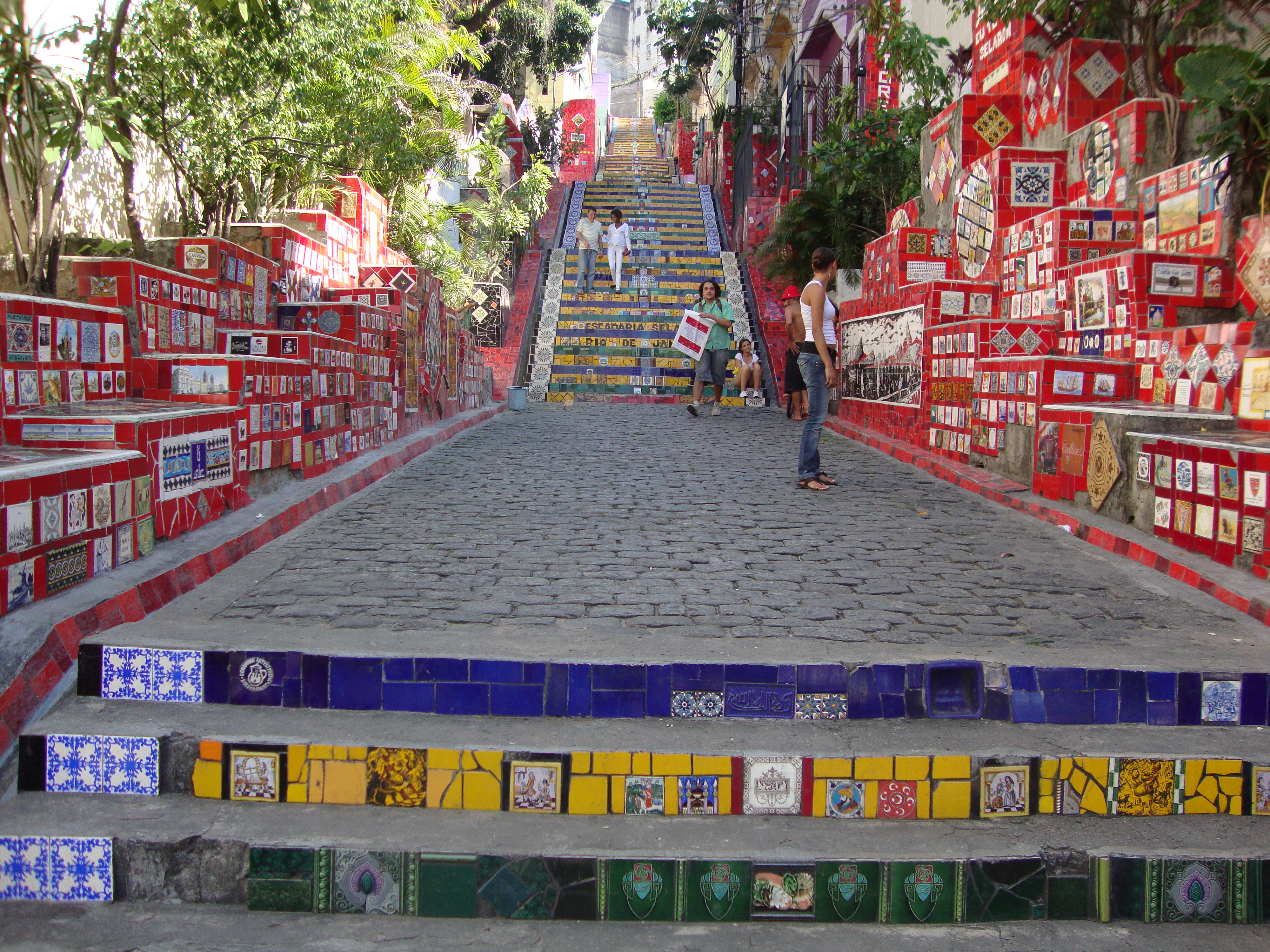 Escada de Selaron