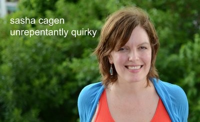 Sasha Cagen: Author of Quirkyalone + To-Do List, life coach, teacher, lover of life!