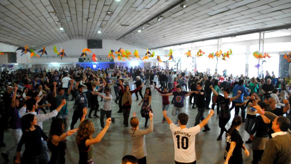 Folkloric dance!