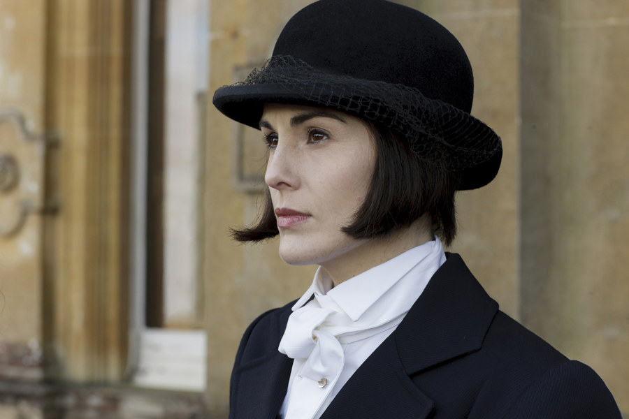 Is there only one happy ending for women characters? Lady Mary shakes things up in season 6 of Downton